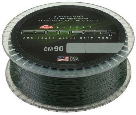 Berkley EConnect CM90 1200m 0.38mm Weedy Green