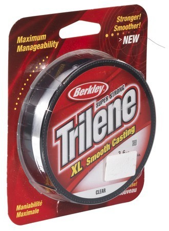 Berkley Trilene XL Smooth casting .18MM 270M clear
