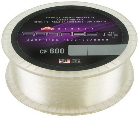 Berkley EBConnect CF600 Fluoro 1200m 0.40 Clear