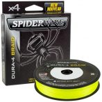 Spiderwire Dura 4x 150m 0.20mm/17.0kg-37lb yellow